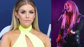 Country zpěvačka Lindsay Ellová promluvila o tom, jak byla dvakrát znásilněna.