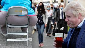 Británie na výzvu přední lékařky kolektivně hubne. Experti se bojí druhé vlny koronaviru