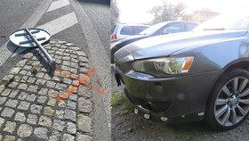 Včela způsobila nehodu na Jablonecku: Vlétla řidičce do auta, ta ztratila kontrolu nad autem!