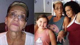 Stará paní se opalovala na zahradě, sousedovi se to nelíbilo, zastřelil ji.