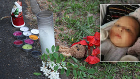 Smrt Tadeáška (†4 měs.) se stále vyšetřuje: Matka místo truchlení popíjí v parku!