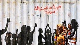Ulice v Súdánu