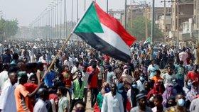 Protesty v Súdánu