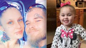 Miloval svou dcerku natolik, že si vytetoval její jméno na čelo: Se svou milenkou holčičku (†3) zabil
