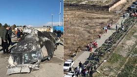 """Lidská chyba stála život 176 lidí včetně dětí. Ukrajinské letadlo v Íránu """"sundal"""" špatně seřízený radar."""