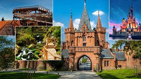 Na severní Moravě je co poznávat, turista tam najde spoustu zajímavých míst.