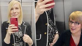 Kočí Mertlová je počtvrté těhotná! Na sociální síti se pochlubila malým bříškem