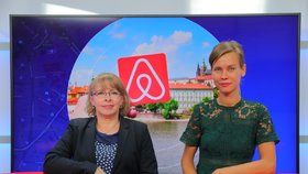 Epicentrum s pražskou radní Hanu Korodovou Marvanovou 14.7.2020