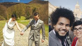 Šéfka TOP 09 Pekarová Adamová se vdávala v roce 2016, brala si Slováka Tomáše. Nyní vyhlíží další volby - bez Kalouska a Schwarzenberga, zato s Ferim