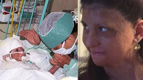 Natálku po 11 letech od útoku trápí zdravotní problémy: Transplantovaná kůže jí způsobuje velkou bolest!
