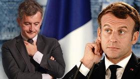 """Ministr je vyšetřován kvůli znásilnění. """"Nepodléhejte emocím,"""" hájí svého člověka Macron."""