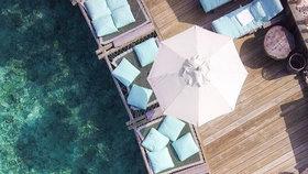 Hotely na Maledivách se otvírají turistům. (15.07.2020)