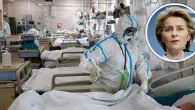 Evropská komise připravuje Evropu na druhou vlnu koronaviru.