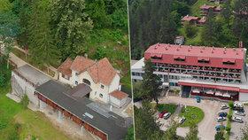 Hotel je prý skvělým místem pro rehabilitaci: Ještě před 30 lety se tam vraždilo a znásilňovalo!