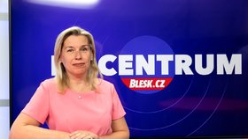 Rektorka Mendelovy univerzity Danuše Nerudová v Epicentru 16. 7. 2020