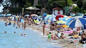 Chorvatsko opět ožilo turisty (červenec 2020)