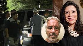 Syna (†20) proslulé soudkyně zavraždil falešný kurýr: Žena se zabývala případem souvisejícím s Epsteinem