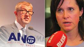 Europoslankyně Rakda Maxová podle svých přemýšlí, že opustí hnutí ANO. Mandát v Bruselu si chce nechat.