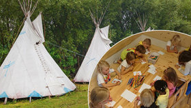 Jak to vypadá na táborech v době koronaviru? (ilustrační foto)