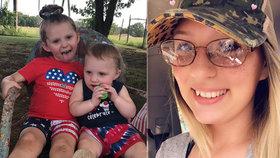 Matka zapomněla dcery v rozpáleném autě. Jedna zemřela, druhá je v kritickém stavu.