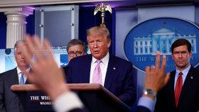 Bezpečnostní poradce amerického prezidenta Donalda Trumpa Robert O'Brien se nakazil koronavirem.