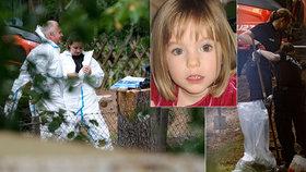 Podaří se najít policii stopy vedoucí k nalezení Maddie?