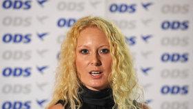 Politička Gabriela Kloudová si vzala ministra vnitra Jana Hamáčka