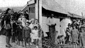 Oběti romského holocaustu vzpomínají na válečné hrůzy