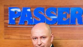 Miliardář Radim Passer