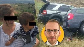 Po nehodě slovenského státního tajemníka Vladimíra Dolinaye zemřela i jeho manželka Zuzana.