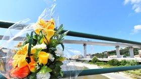 Nový most v italském Janově prošel v polovině července úspěšně všemi testy.