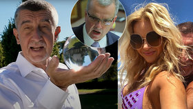 Premiér Babiš jede na dovolenou. Od Kalouska schytal kritiku.