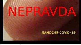 Na českém facebooku se šíří různé příspěvky o tom, že při výtěru na test kvůli koronaviru jsou lidé čipováni.