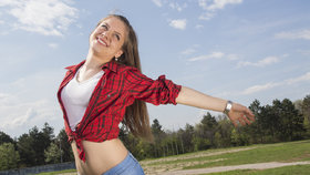 Správné dýchání: Jak mít zdravá záda i pěkné břicho? Návod od odbornice