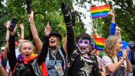 Prague Pride opět v ulicích Prahy. Průvod se bude konat i v jiných městech ČR. (4.8.2020)