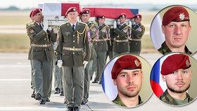 V Táboře probíhá pietní akt při druhém výročí úmrtí vojáků v Afghánistánu.