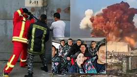 Při hašení skladiště, kde byl uskladněn dusičnan amonný, zemřeli odvážní požárníci.