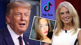 """Dcera (15) poradkyně Trumpa promluvila o zneužívání v dětství. """"Matka mě nechala zatknout"""""""