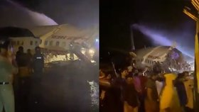 Havárie letadla Air India Express v Indii (7. 8. 2020)