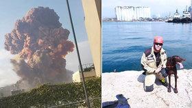 Po explozi v Libanonu se nadále pohřešuje 21 lidí, vzrostl počet obětí na 158