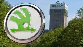 Zaměstnanci dolů OKD a automobilky Škoda se vrací do práce