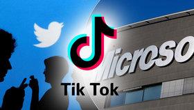 Americký souboj o čínskou aplikaci TikTok: Vedle Microsoftu ji chce převzít i Twitter