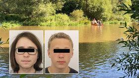 Samuel a Leo zmizeli u řeky Sázavy: Vylekaná rodina promluvila! Proč zastavili pátrání?
