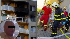 Policie obvinila muže (54), který měl úmyslně podpálit byt v paneláku v Bohumíně, šest lidí tam uhořelo a pět se zabilo skokem z 11. patra.