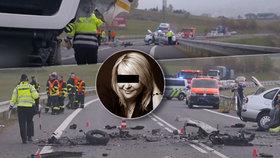 Marie H. (†44) zemřela se svými dcerami (†4 a †6) po srážce s popelářským vozem: Nehodu nezpůsobila úmyslně, uvedla policie.