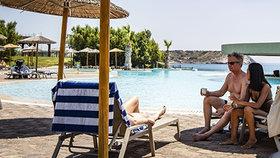 Testy do Řecka nebudou pro české turisty třeba