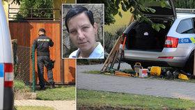 Policie prohledává dům 7 let pohřešované Jany Paurové: Ozbrojená hlídka a zapečetěné dveře!