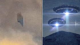 USA zřídily pracovní skupinu pro výzkum UFO, bude spadat pod námořnictvo