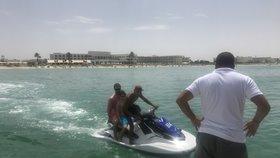 Tunisko láká na vysoké teploty, prázdné pláže i hotely.