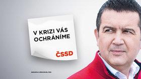 Jan Hamáček oficiálně odstartoval kampaň ČSSD před krajskými a senátními volbami 2020